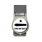 Come and Take it - Texas Flag - Revolt Money Clip