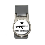 Come and Take it - Revolt - AK47 Money Clip