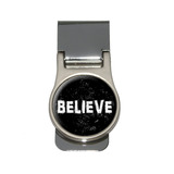 Believe - Christian Religious Inspirational Money Clip