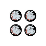 Bulldog - Set of 3D Stickers