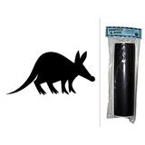 Aardvark Chalkboard Vinyl Wall Sticker