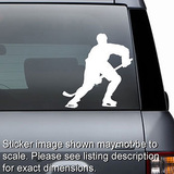 Hockey Decal