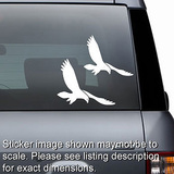 Soaring Eagles Decal