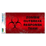 Zombie Outbreak Response Team Red Distressed MAG-NEATO