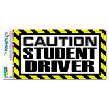 Caution Student Driver MAG-NEATO