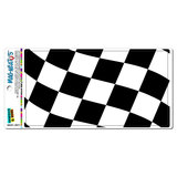 Checkered Racing Flag MAG-NEATO