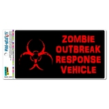 Zombie Outbreak Response Vehicle Distressed MAG-NEATO