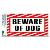 Beware of Dog - Sign Alert Warning MAG-NEATO