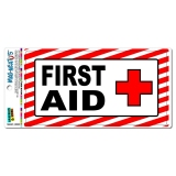 First Aid Kit - Business Sign MAG-NEATO