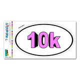 10k Bold Pink - Runner Running Euro Oval MAG-NEATO