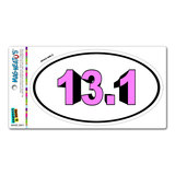 13.1 Bold Pink - Runner Running Euro Oval MAG-NEATO