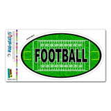 Football With Field - Euro Oval MAG-NEATO