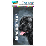 Black Labrador Retriever Blue - Dog Pet MAG-NEATO