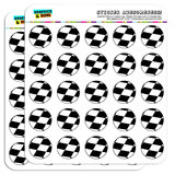 "Checkered Flag Racing 1"" Scrapbooking Crafting Stickers"