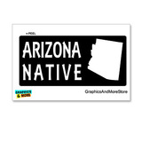 Arizona Native - State Pride Sticker