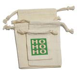 Ho Ho Ho - Christmas Gift Bag
