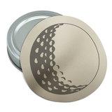 Golf Ball Golfing Golfer Round Rubber Non-Slip Jar Gripper Lid Opener