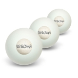 We The People - USA - Constitution Novelty Table Tennis Ping Pong Ball 3 Pack