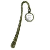 Custom Brass Bookmark