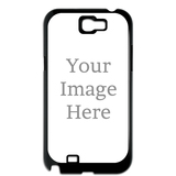 Custom Snap On Hard Protective Case for Samsung Galaxy Note II