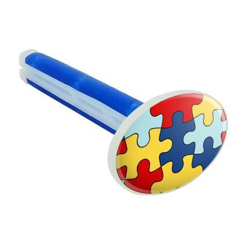 Autism Awareness Diversity Puzzle Pieces Car Air Freshener Vent Clip