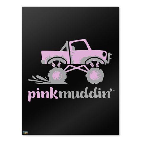 Pink Muddin