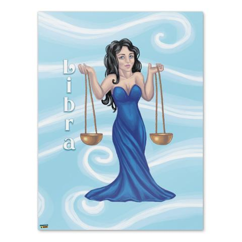 Libra Scales Zodiac Horoscope Home Business Office Sign