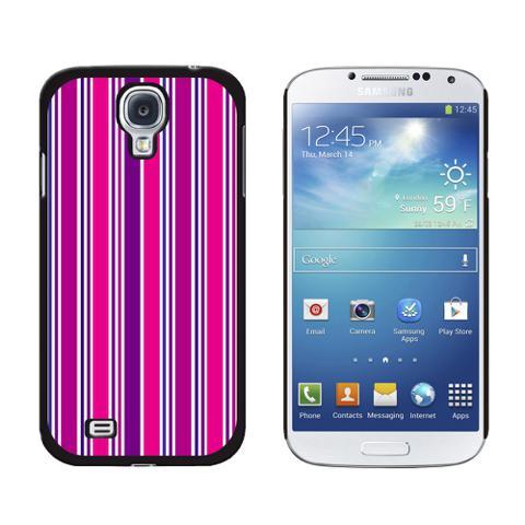 Sweet Pink Stripes Galaxy S4 Case
