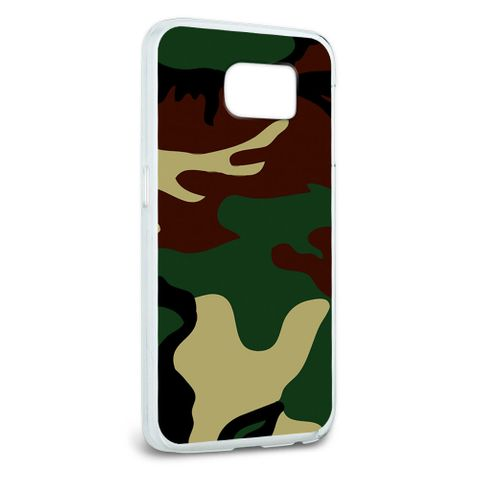 Camouflage Army Soldier Galaxy S6 Case