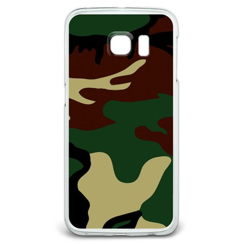 Camouflage Army Soldier Galaxy S6 Edge Case