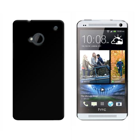 Black HTC One Case