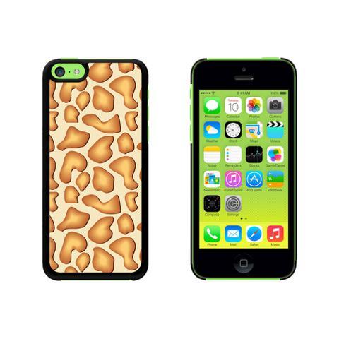 Giraffe Print Case for Apple iPhone 5C