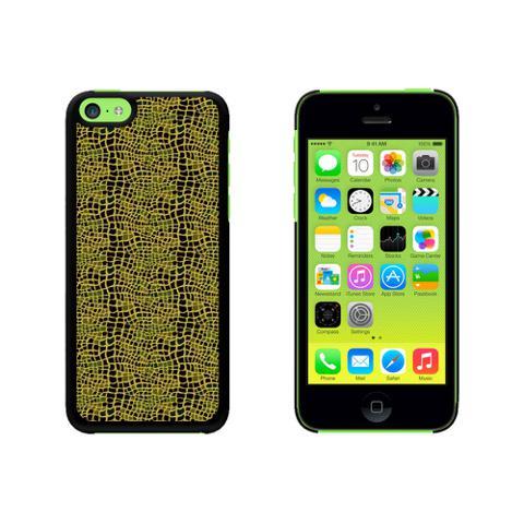 Alligator Reptile Print Case for Apple iPhone 5C