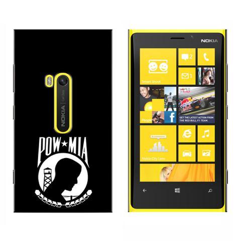 POW MIA Prisoner of War - Snap On Case for Nokia Lumia 920
