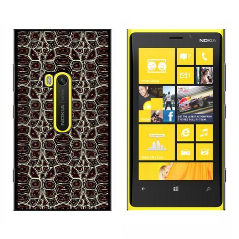 Turtle Pattern - Snap On Case for Nokia Lumia 920