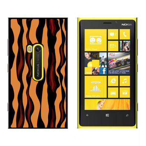 Tiger Print - Snap On Case for Nokia Lumia 920