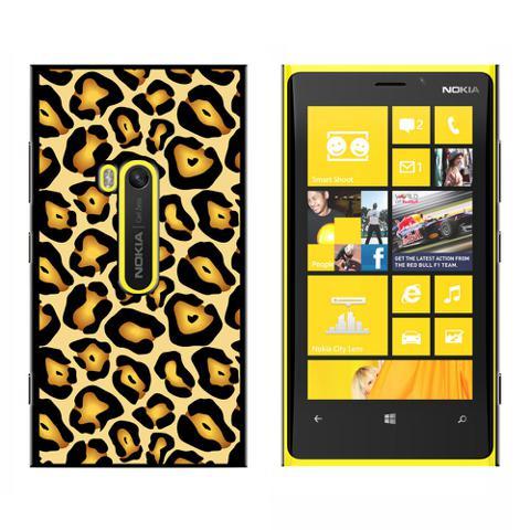 Jaguar Print - Snap On Case for Nokia Lumia 920