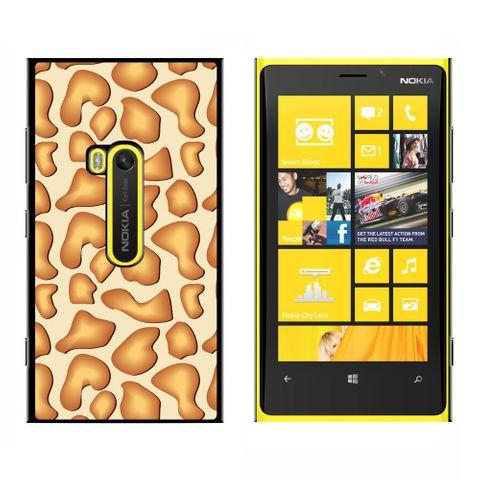 Giraffe Print - Snap On Case for Nokia Lumia 920