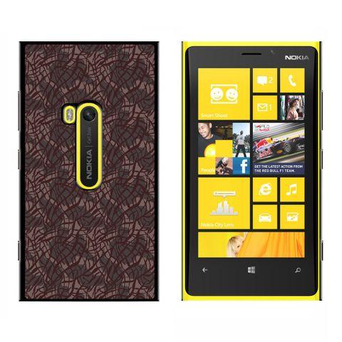 Elephant Print - Snap On Case for Nokia Lumia 920