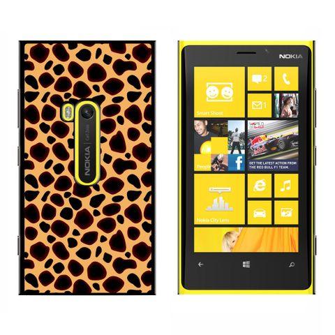Cheetah Print - Snap On Case for Nokia Lumia 920