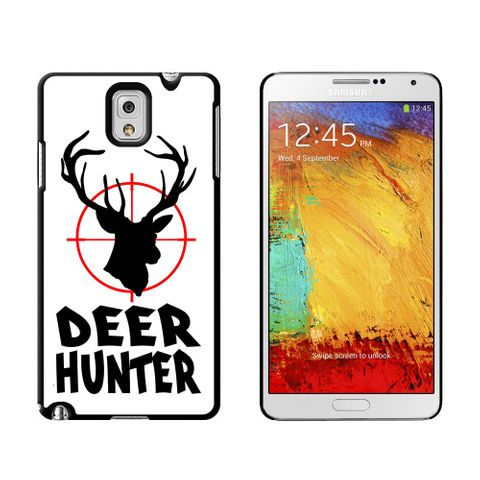 Deer Hunter - Buck Hunting - Distressed Case for Galaxy Note III