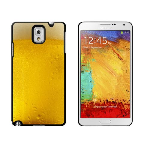 Beer Case for Galaxy Note III