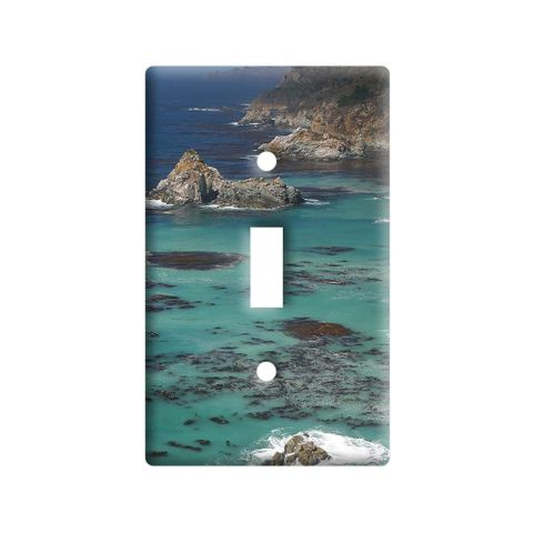 Big Sur CA Light Switch Plate Cover