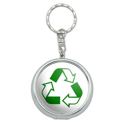 Recycle Hybrid Portable Ashtray Keychain