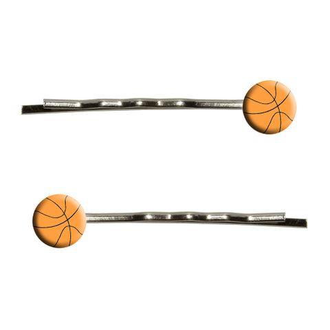 Basketball Bobby Pin Hair Clips