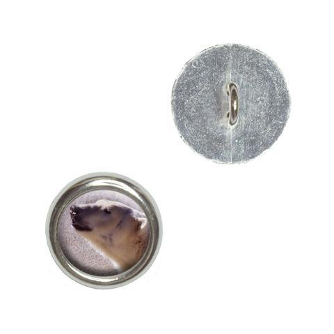 Polar Bear Buttons - Set of 4