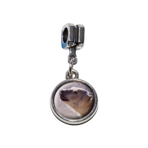 Polar Bear European Style Bracelet Charm