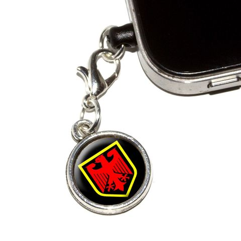 German Crest - Germany Mobile Phone Charm