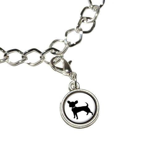 Chihuahua Bracelet Charm