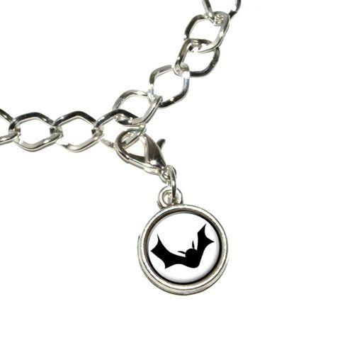 Bat - Halloween Bracelet Charm